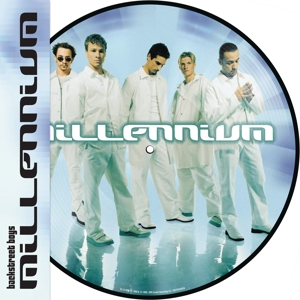 vinyl LP Backstreet Boys Millennium (Picture disc)