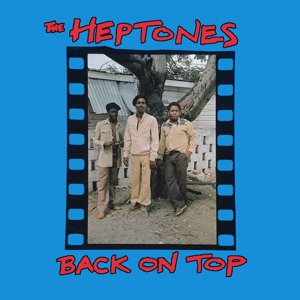 vinyl LP The Heptones Back On Top