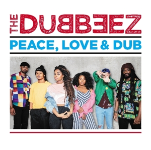 vinyl LP THE DUBBEEZ Peace, Love & Dub