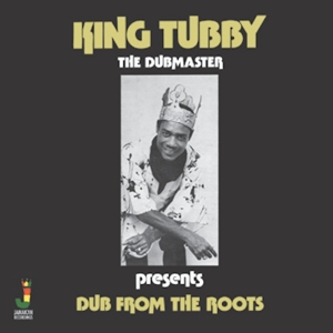 vinyl LP King Tubby Dub From the Roots