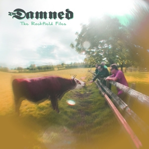 "vinyl 12"" The Damned The Rockfield Files EP"