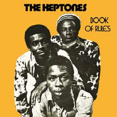 vinyl LP The Heptones Book Of Rules