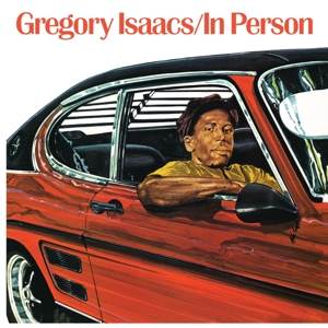 vinyl LP Gregory Isaacs In Person