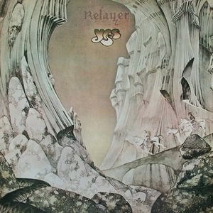 vinyl LP Yes Relayer