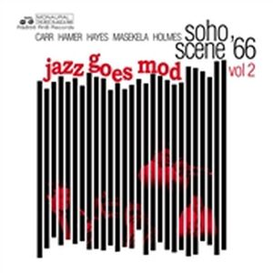 vinyl LP Various ‎Soho Scene '66 Vol 2