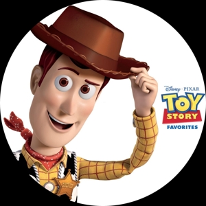 vinyl LP OST Toy Story Favorites (Picture disc)