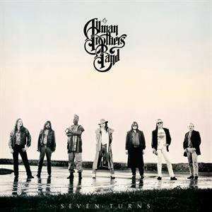 vinyl LP THE ALLMAN BROTHERS BAND SEVEN TURNS
