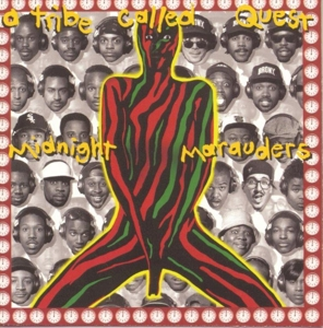 vinyl LP A Tribe Called Quest Midnight Marauders