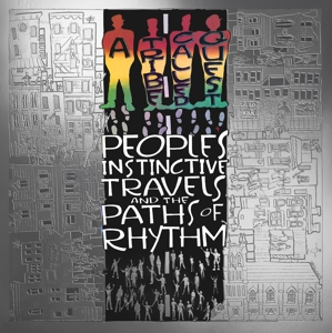 vinyl 2LP A Tribe Called Quest People's Instinctive Travels and the Paths of Rhythm - 25th Anniversary Edition