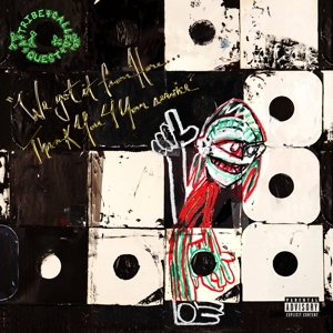 vinyl 2LP A Tribe Called Quest We Got It From Here... Thank You 4 Your Service