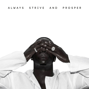 vinyl 2LP A$Ap Ferg Always Strive and Prosper