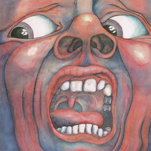 vinyl LP KING CRIMSON  In The Court Of The Crimson King (An Observation By King Crimson)
