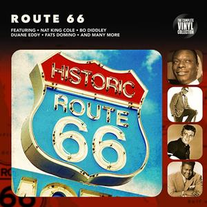 vinyl LP VARIOUS ARTISTS Route 66