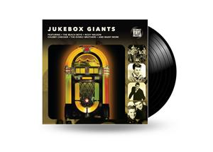 vinyl LP VARIOUS ARTISTS Jukebox Giants