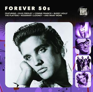 vinyl LP VARIOUS ARTISTS Forever 50s
