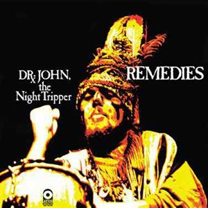 vinyl LP Dr. John Remedies
