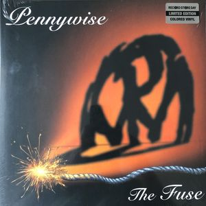 vinyl LP  Pennywise ‎The Fuse