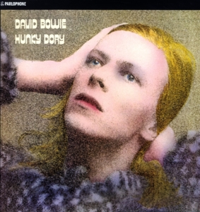 vinyl LP DAVID BOWIE HUNKY DORY (2015 REMASTERED)