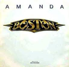"vinyl 12""maxi SP BOSTON Amanda"