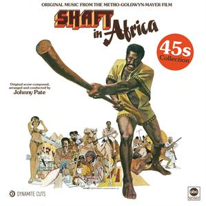 "vinyl 2x7"" Johnny Pate Shaft In Africa (45s Collection)"