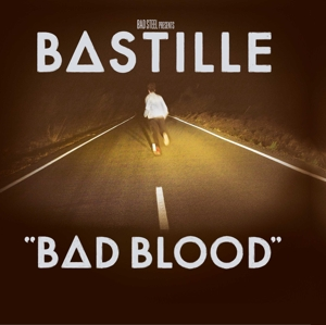 vinyl LP Bastille Bad Blood