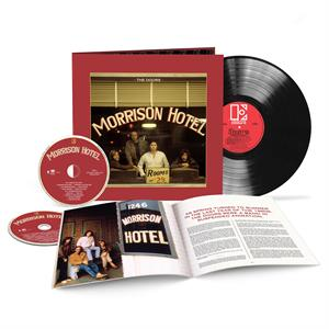 vinyl LP+2CD Doors Morrison Hotel 50th Anniversary