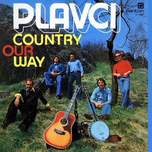 vinyl LP Plavci ‎Country Our Way