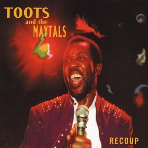 vinyl LP Toots & The Maytals ‎Recoup