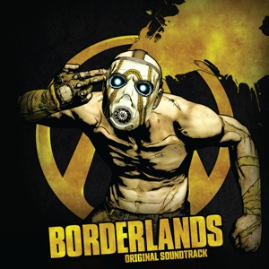 vinyl 2LP OST Borderlands