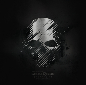 vinyl 2LP OST Tom Clancy's Ghost Recon Breakpoint (Silver Vinyl)