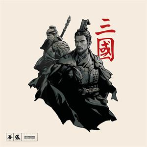 vinyl 3LP OST Total War Three Kingdoms (Transparent red vinyl Deluxe edition)