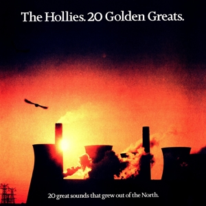 vinyl LP THE HOLLIES ‎20 Golden Greats
