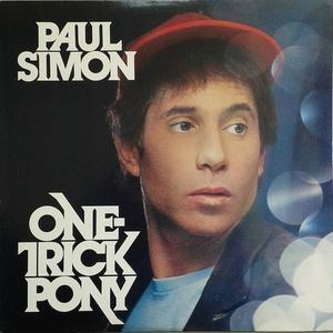 vinyl LP Paul Simon One-Trick Pony