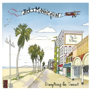 vinyl LP JACK'S MANNEQUIN EVERYTHING IN TRANSIT