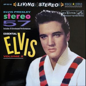 vinyl 2LP Elvis Presley ‎Stereo 57 Essential Elvis Volume 2 (45 rpm 200 gram audiophile)