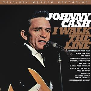 vinyl 2LP Johnny Cash I Walk The Line (MoFi)
