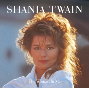 vinyl LP Shania Twain ‎The Woman In Me