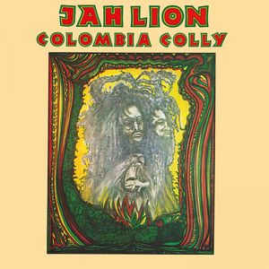 vinyl LP JAH LION COLOMBIA COLLY