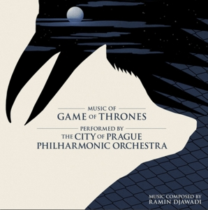 vinyl 2LP The City Of Prague Philharmonic ‎Orchestra Music Of Game Of Thrones
