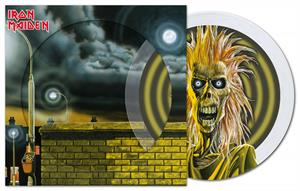vinyl LP IRON MAIDEN IRON MAIDEN (LIMITED EDITION)
