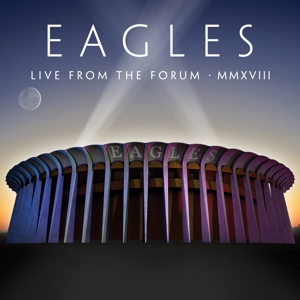 vinyl 4LP Eagles Live From the Forum MMXVIII