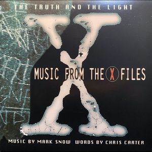 vinyl LP  Mark Snow ‎– The Truth And The Light: Music From The X-Files
