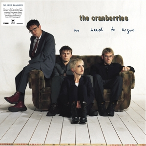 vinyl 2LP The Cranberries No Need To Argue