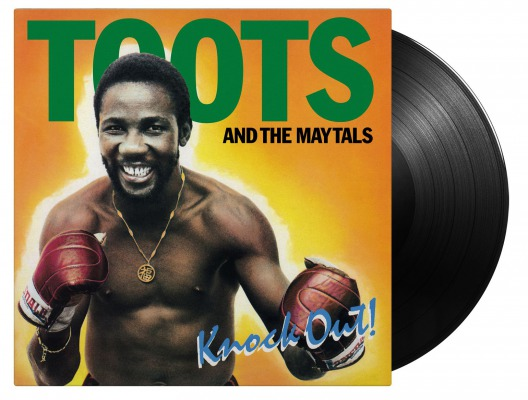 vinyl LP TOOTS & THE MAYTALS KNOCK OUT!