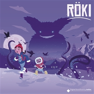vinyl 2LP OST Roki - Music by Aether (Turquoise vinyl)