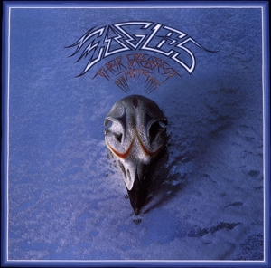 vinyl 2LP EAGLES, THE THEIR GREATEST HITS VOLUMES 1 & 2