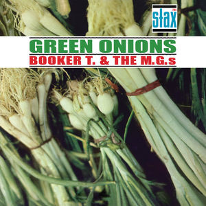 vinyl LP BOOKER T & THE MG'S GREEN ONIONS