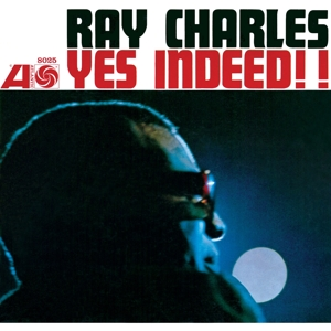 vinyl LP RAY CHARLES YES INDEED! (MONO REMASTER)