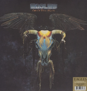 vinyl LP EAGLES, THE ONE OF THESE NIGHTS