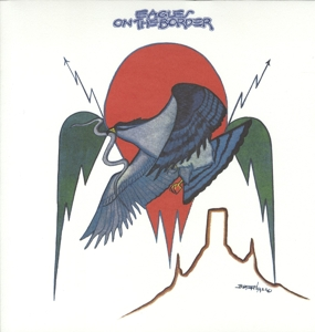 vinyl LP EAGLES, THE ON THE BORDER